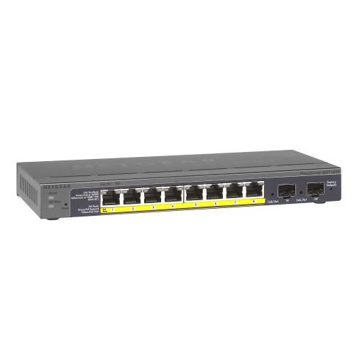 Netgear GS110TP 8-Port Gigabit