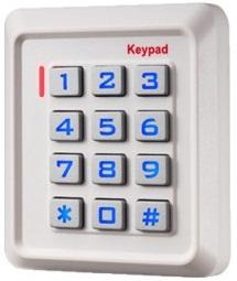 K30EM Plastic Standalone Access Control