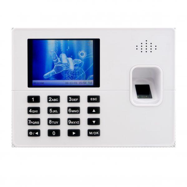 ZKTeco K60 Fingerprint Time